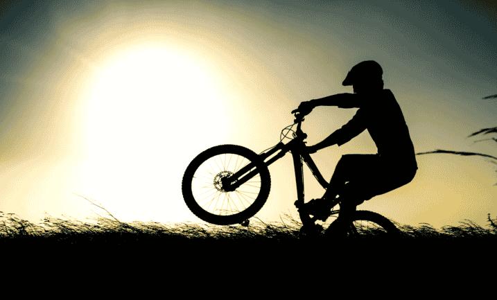 Bunny Hop Hardtail Mountain Bike
