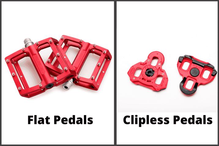 Clipless Vs Flat Pedal Efficiency Header Image