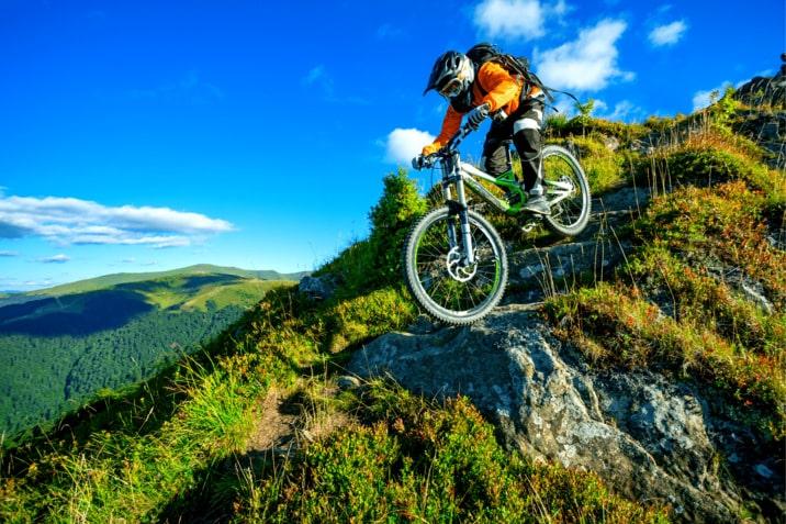 Master Pumping For Hardtail Mountain Bikes